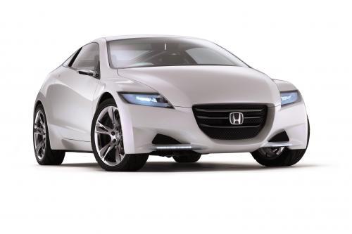 Honda объявила о ближайшем будущем планы CR-Z спортивный гибрид