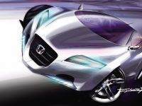 Honda CR-Z Concept, 9 of 14