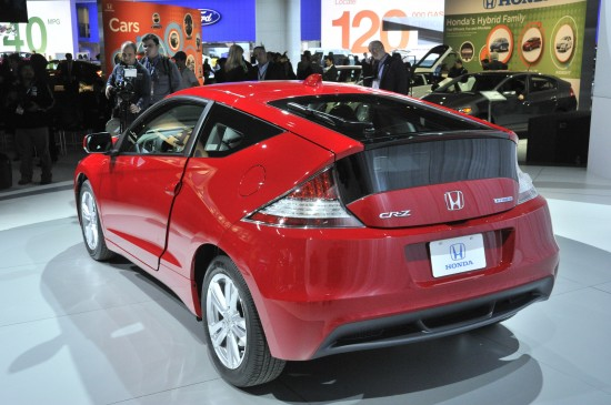 Honda CR-Z Detroit