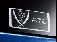 Honda CR-Z Memorial Award Edition, 2 of 3