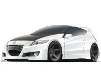 Honda CR-Z MUGEN prototype, 1 of 2