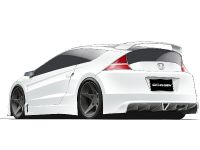 Honda CR-Z MUGEN prototype, 2 of 2