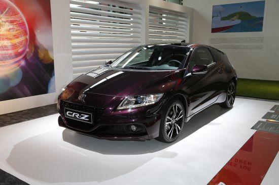 Honda CR-Z Paris