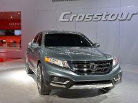 Honda Crosstour concept New York 2012
