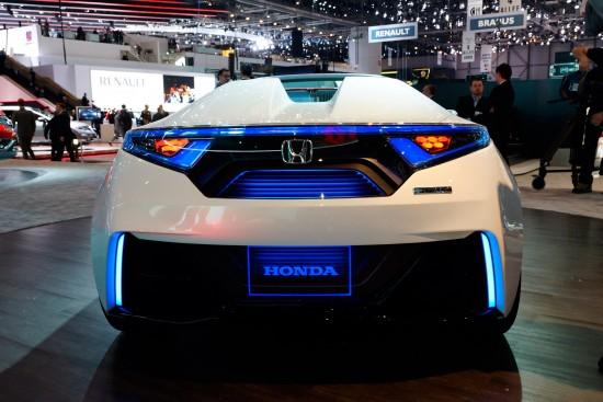 Honda EV Concept Geneva