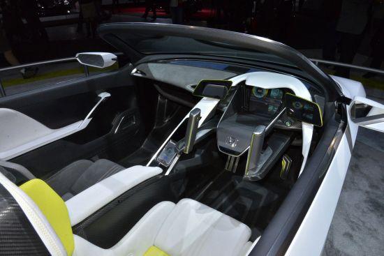 Honda EV-STER Los Angeles