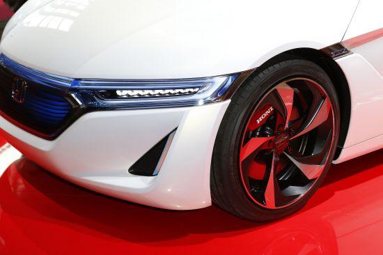Honda EV-STER Paris