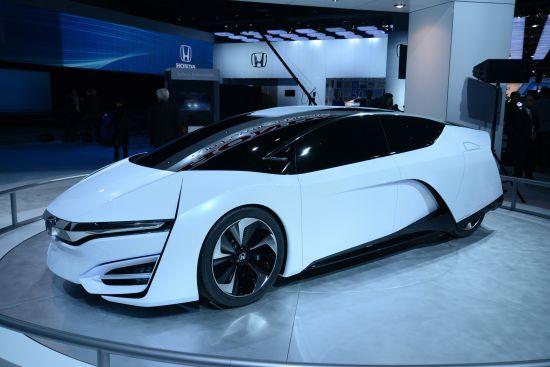 Honda FCEV Concept Detroit