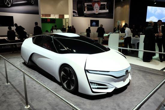 Honda FCEV Concept Geneva