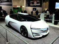 Honda FCEV Concept Geneva 2014