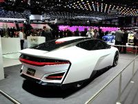 thumbnail image of Honda FCEV Concept Geneva 2014