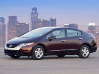 Honda FCX Clarity, 16 of 35
