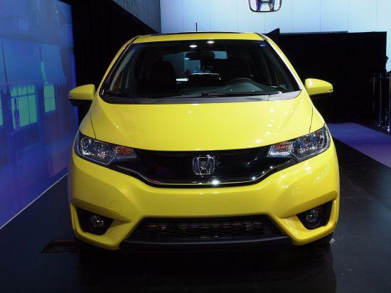 Honda Fit Detroit