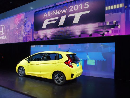 Honda Fit Detroit