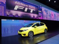 Honda Fit Detroit 2014