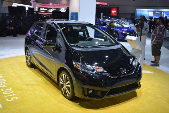 Honda Fit Los Angeles