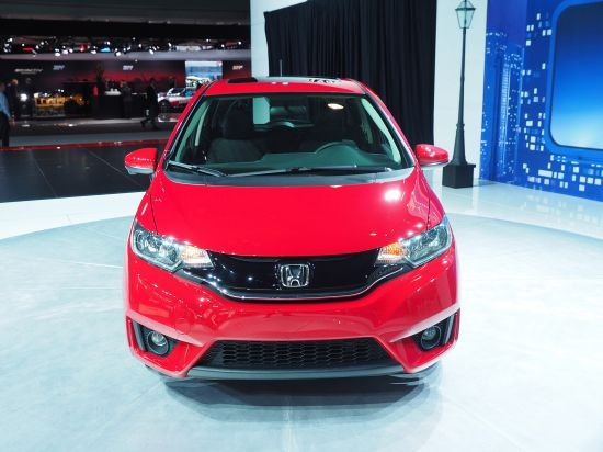 Honda Fit New York