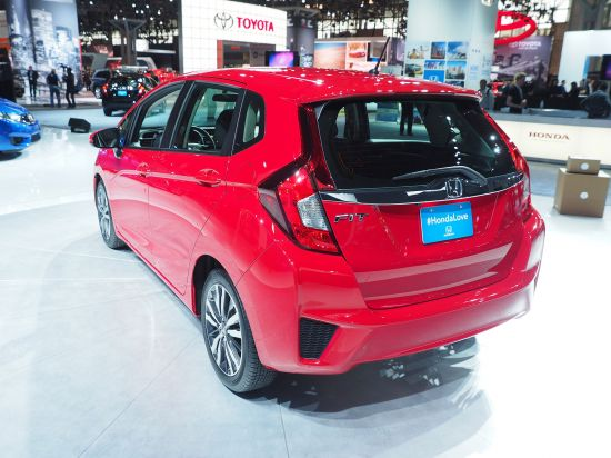 Honda Fit New York