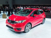 Honda Fit New York 2014