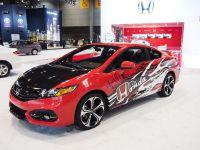 Honda Forza Motorsport Civic Si Design Winner Chicago 2014