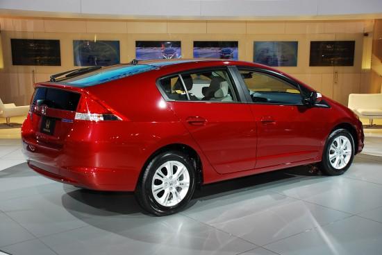 Honda Insight Hybrid Detroit