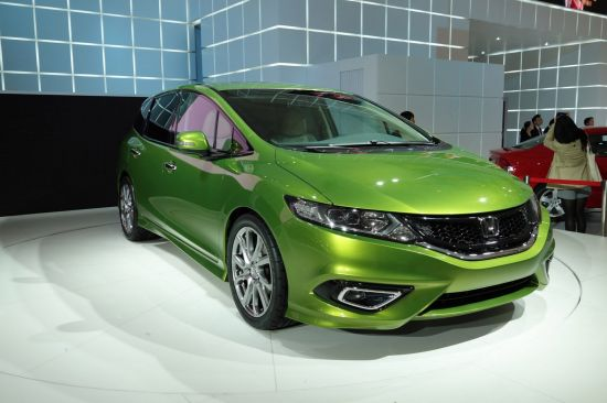 Honda Jade Concept Shanghai