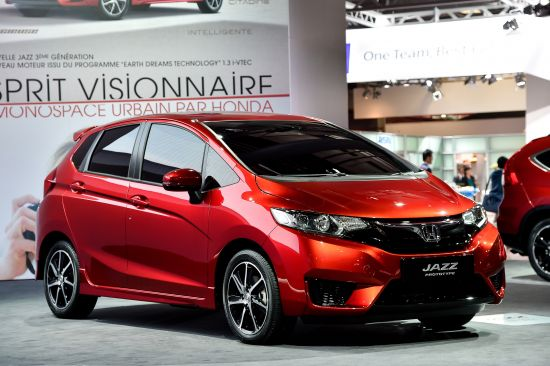 Honda Jazz Prototype Paris