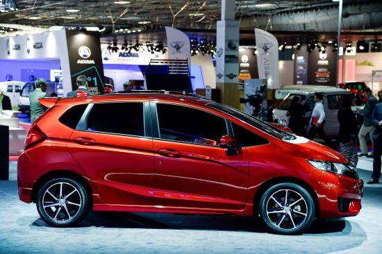 Honda Jazz Prototype Paris