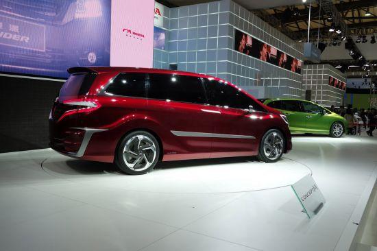 Honda MPV Concept Shanghai
