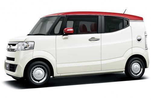 Eco-Содружественный Хонда Н-бокс Слэш дебютирует в Японии