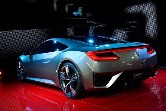 Honda NSX Concept Geneva