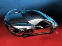 Honda NSX Concept, 7 of 7