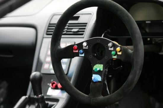 Honda NSX John Danby Racing