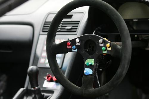 JDR Honda NSX готов для Britcar Championship 2010