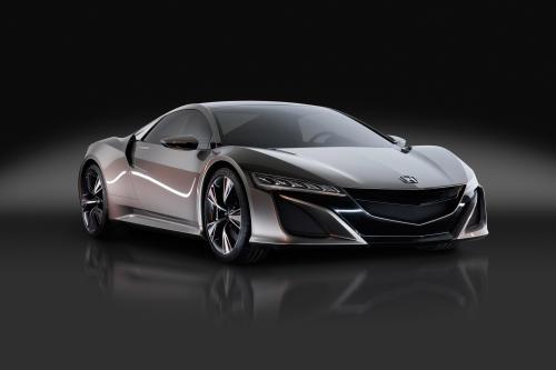 Хонда подтверждает прототип NSX будет Гудвуде