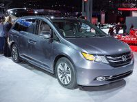 Honda Odyssey Touring Elite New York 2013
