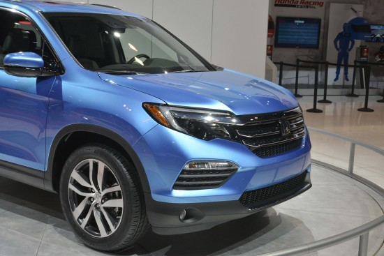 Honda Pilot Chicago