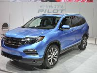 Honda Pilot Chicago 2015, 3 of 20