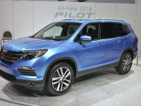 Honda Pilot Chicago 2015, 5 of 20