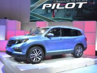 Honda Pilot Chicago 2015, 6 of 20
