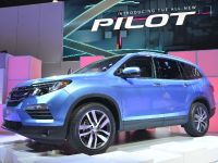 Honda Pilot Chicago 2015, 8 of 20
