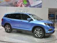 Honda Pilot Chicago 2015, 9 of 20