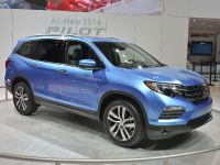 Honda Pilot Chicago 2015, 10 of 20