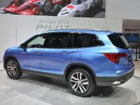 Honda Pilot Chicago 2015, 16 of 20