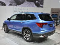 Honda Pilot Chicago 2015, 17 of 20