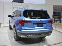 Honda Pilot Chicago 2015, 18 of 20
