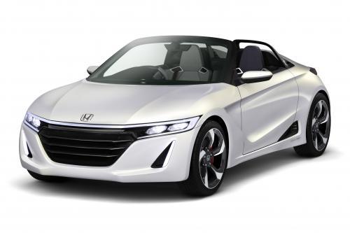 Компания Honda S660 концепции [просмотр]