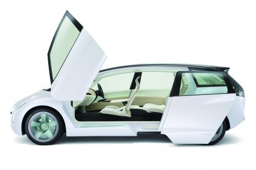 Honda представит несколько новых концепций, в 41-м Токийском автосалоне