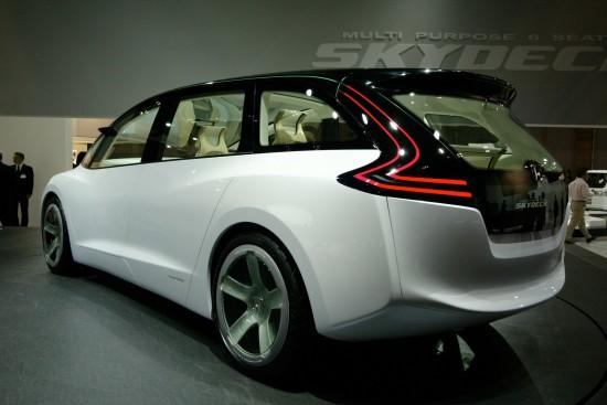 Honda Skydeck Concept Tokyo