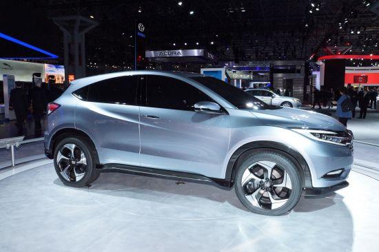 Honda Urban SUV concept New York